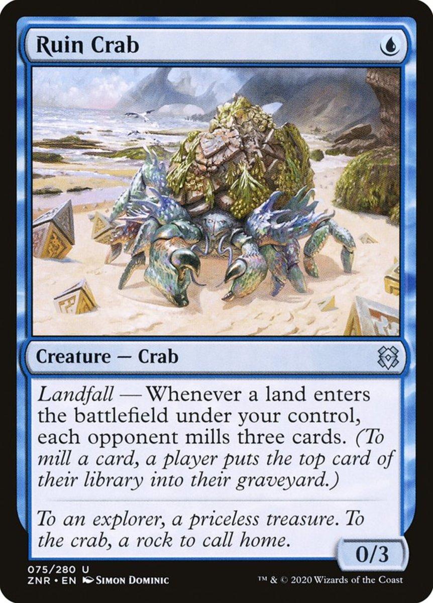 Ruin Crab mtg