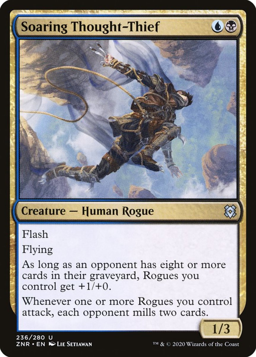 Soaring Thought-Thief mtg
