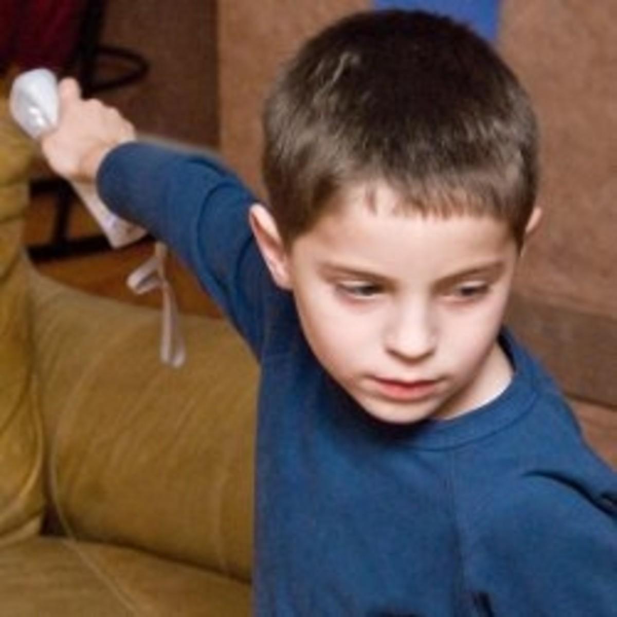 Best Wii Games for Preschoolers