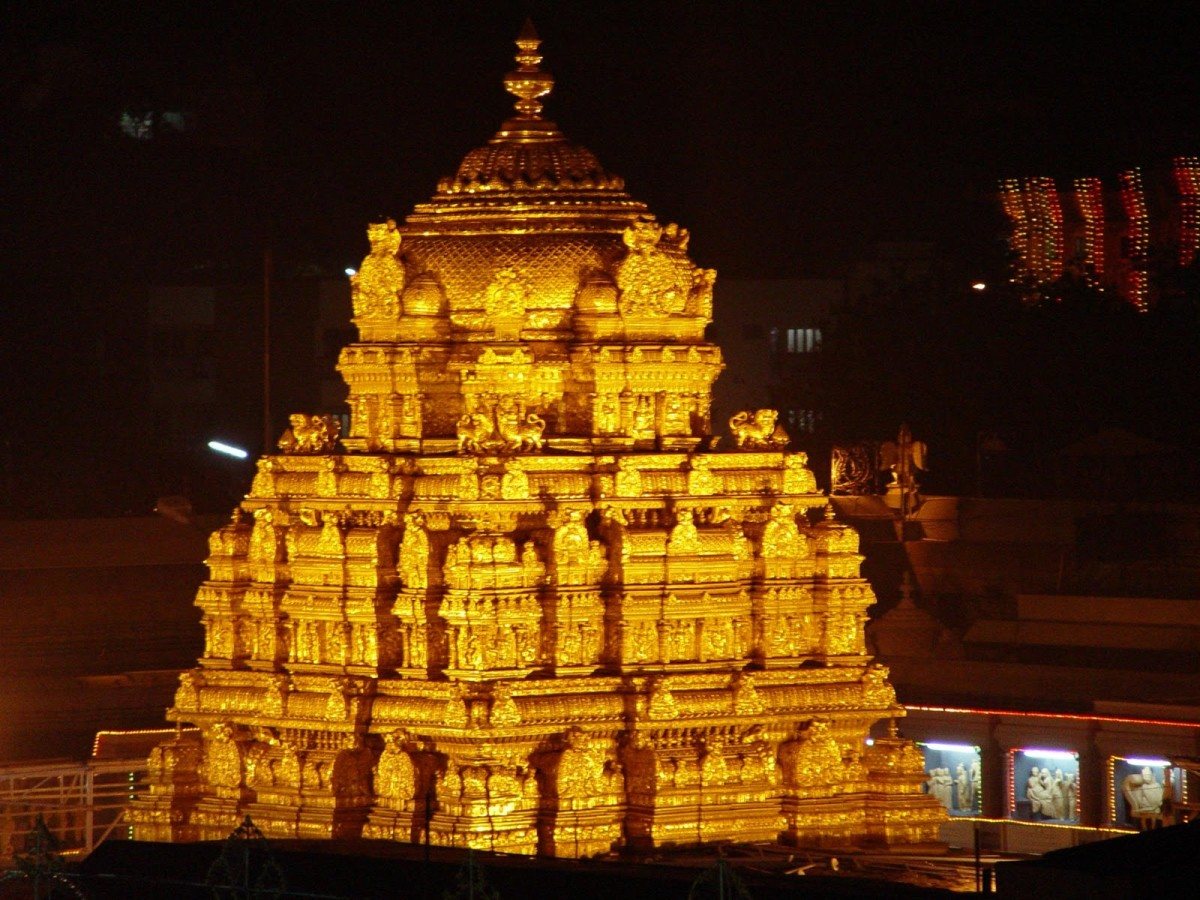 Legends of the Temple at Tirupati: Holiest Shrine in South India
