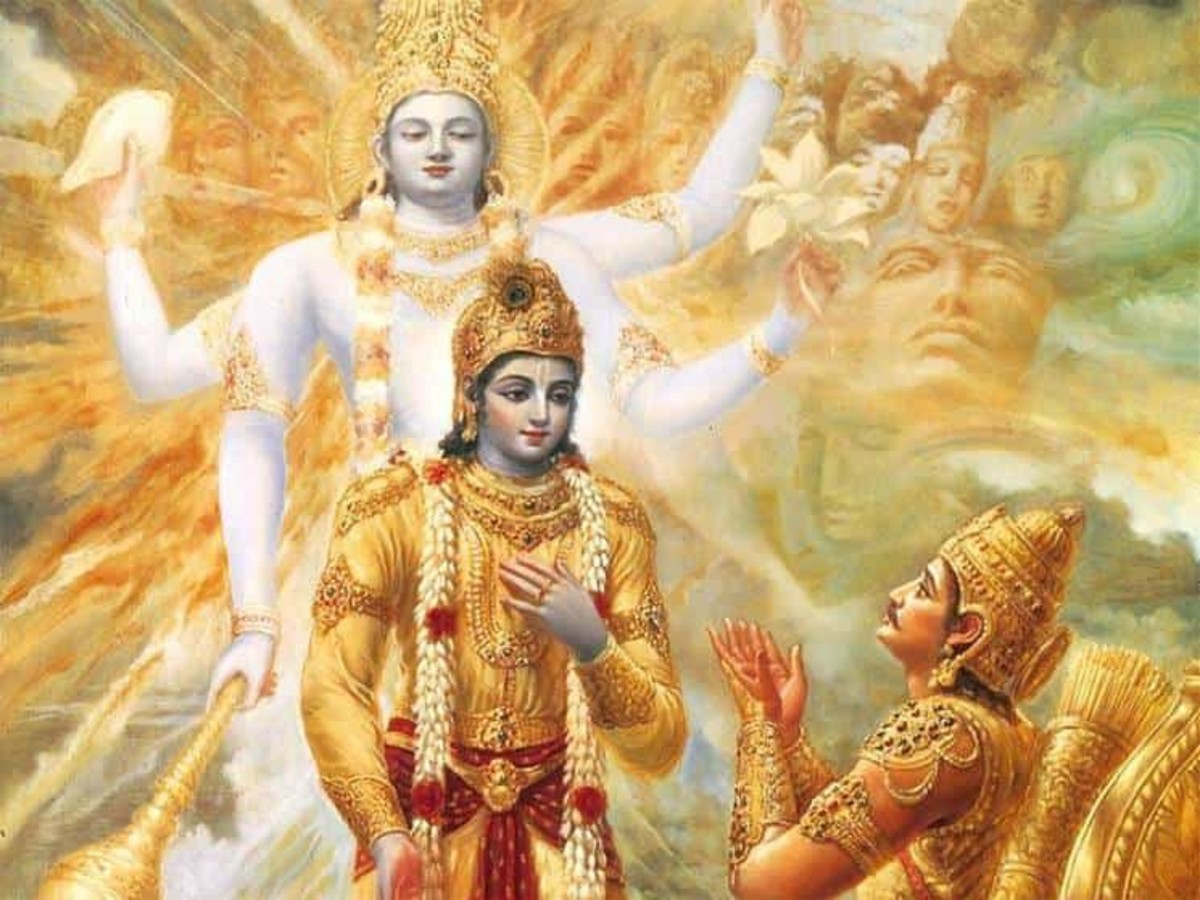 Bhagvat Gita: Source of Indian Living and Civilisation