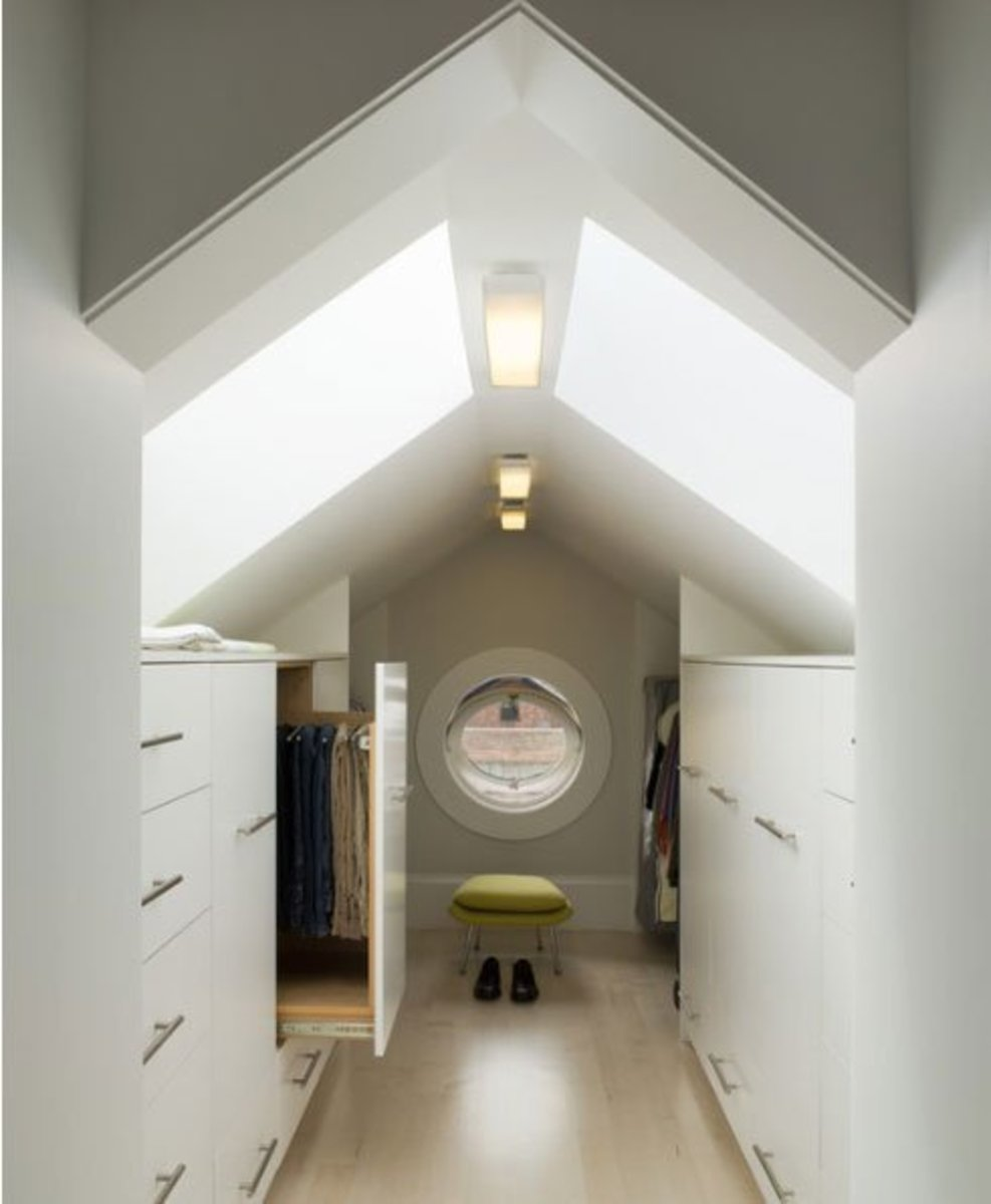 cool attic room ideas - Cool Attic Room Ideas