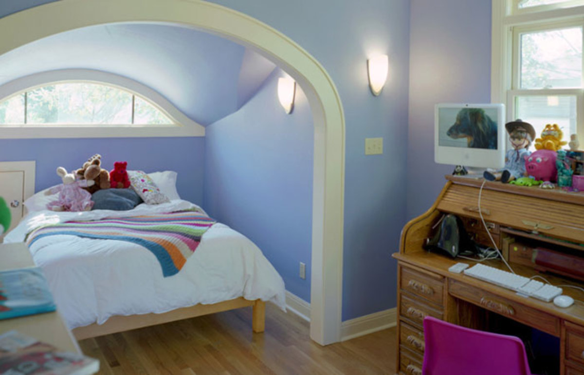 Cool Attic Room Ideas