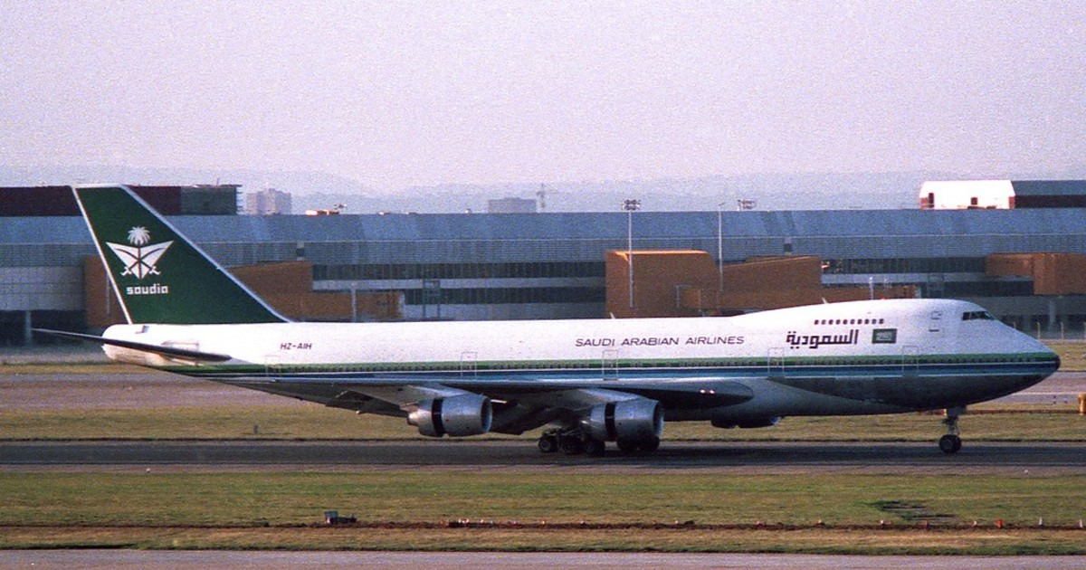 The Boeing 747 that later collided with an IL-62 near Delhi