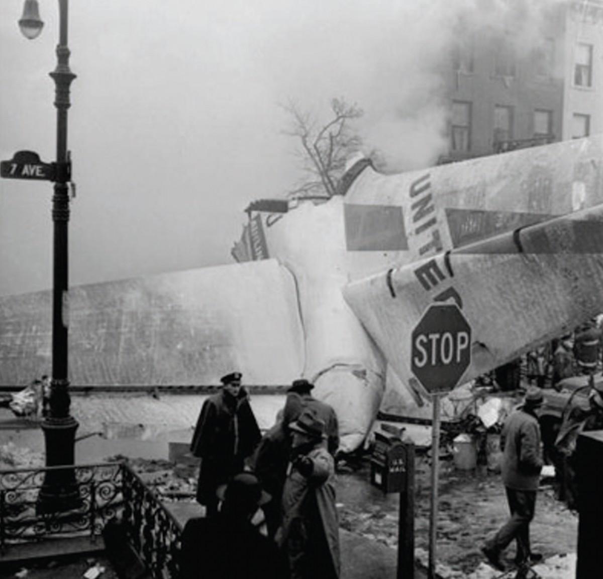 The Park Slope plane crash