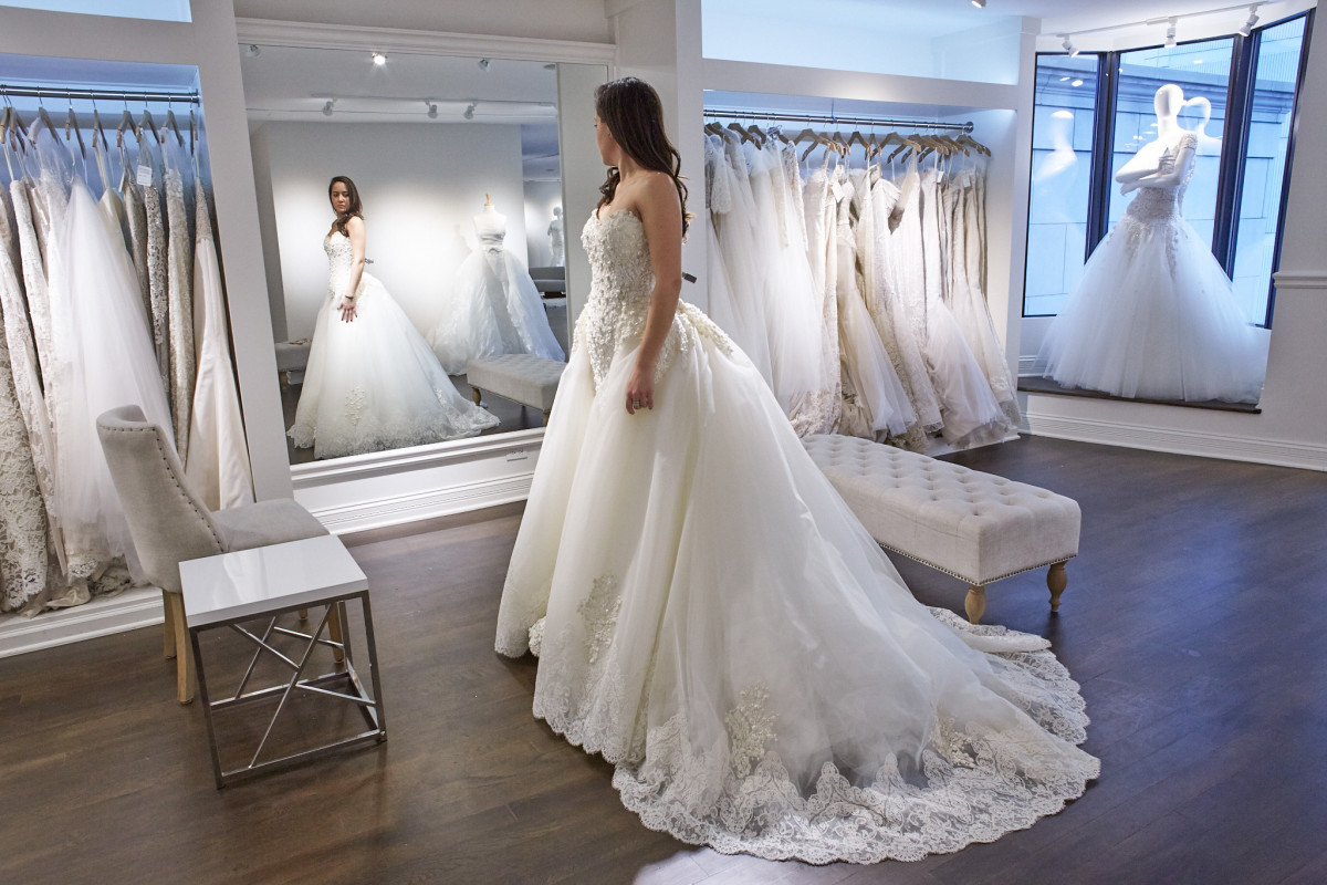 Wedding Gowns – Guide for Short, Tall, Hourglass, Chubby, and Skinny Brides