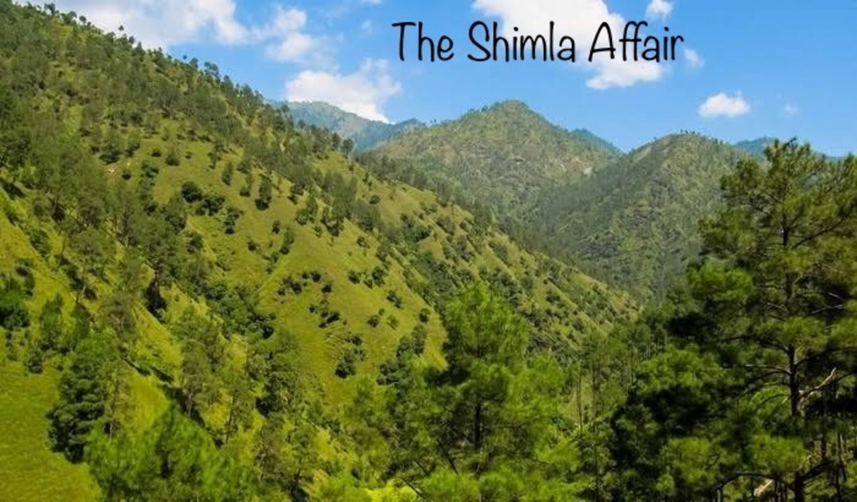 The Shimla Affair—Flash Fiction