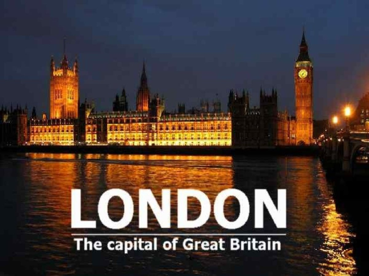 London is the capital city of Great Britain