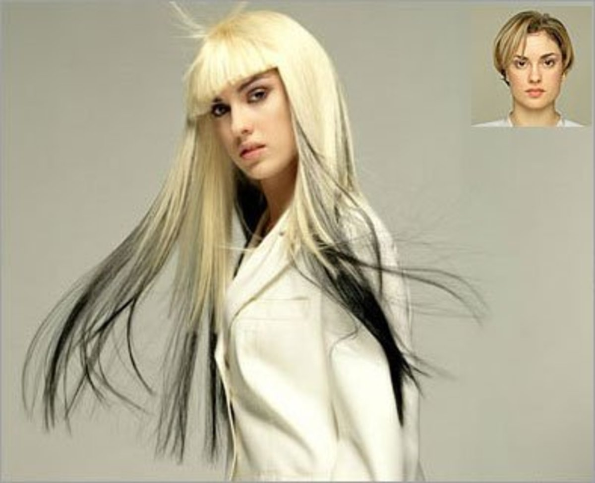 Hair extensions are a simple and relatively inexpensive way to revamp your look.