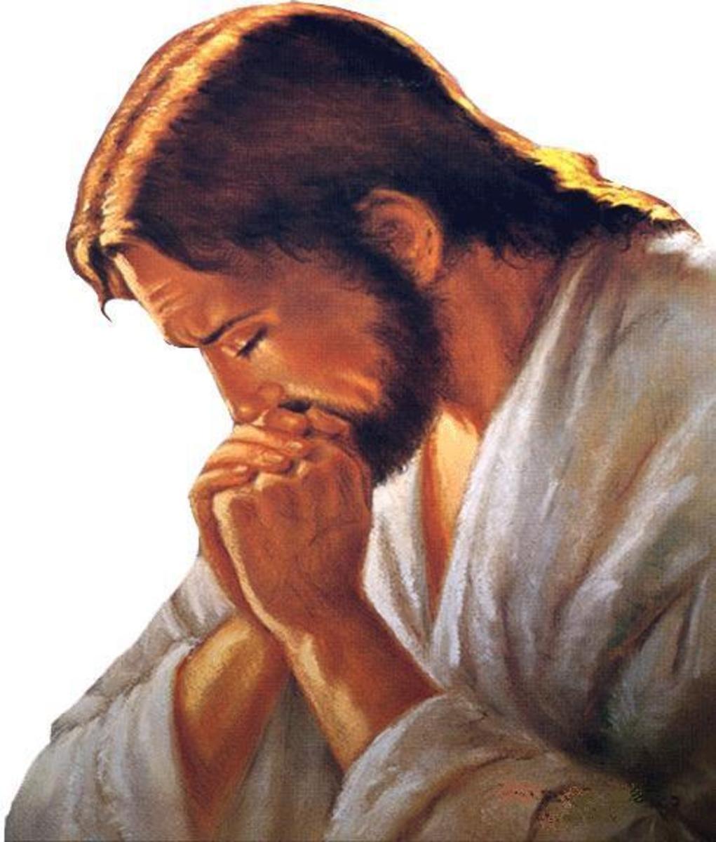 The Real Lord's Prayer- John 17