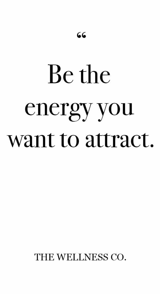 Opposites may not always attract, but your energy patterns always determine your perceptions and what sorts of events you tend to experience.