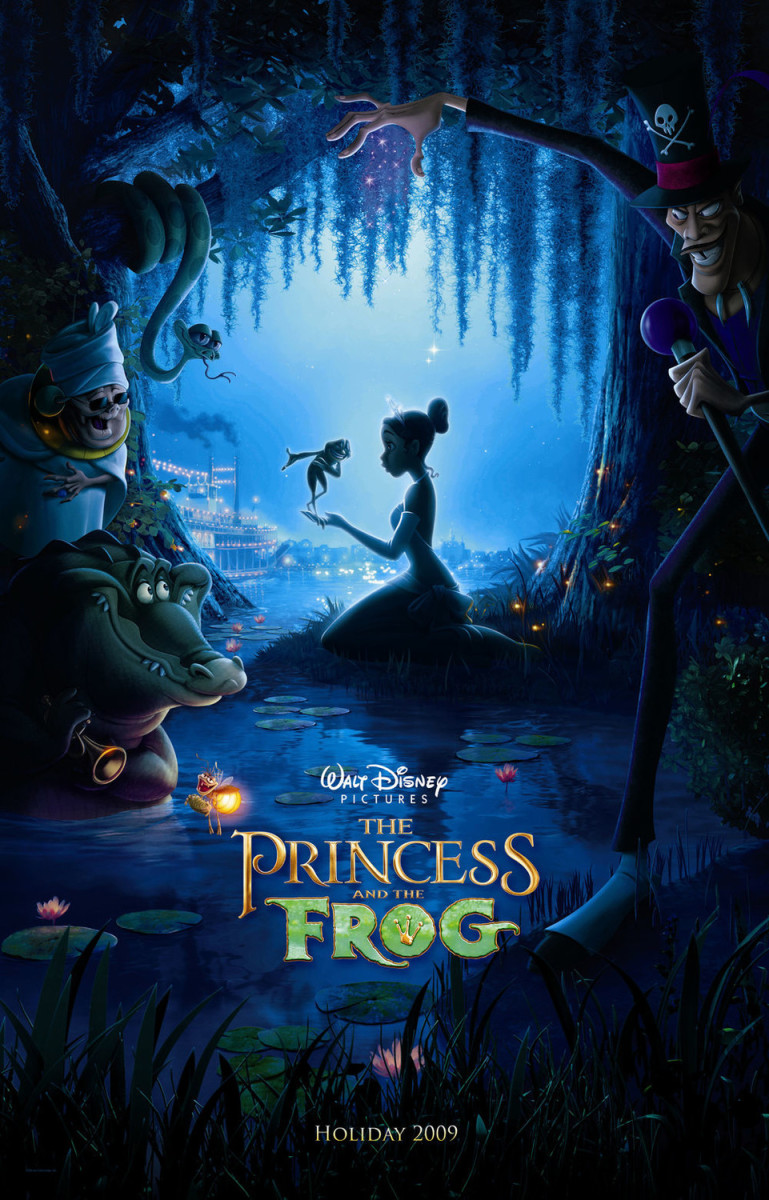 "Vault Movie Review: ""The Princess and the Frog"""