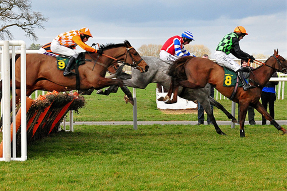 Jockey's needing to regularly 'make weight' are at risk of potential eating disorders.