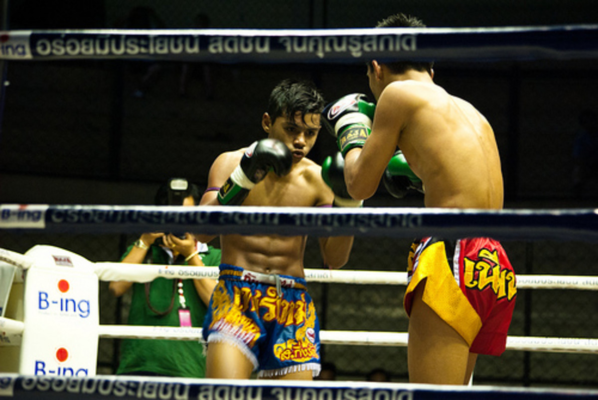 Muay Thai Boxing- fighters at risk due to eating disorders.