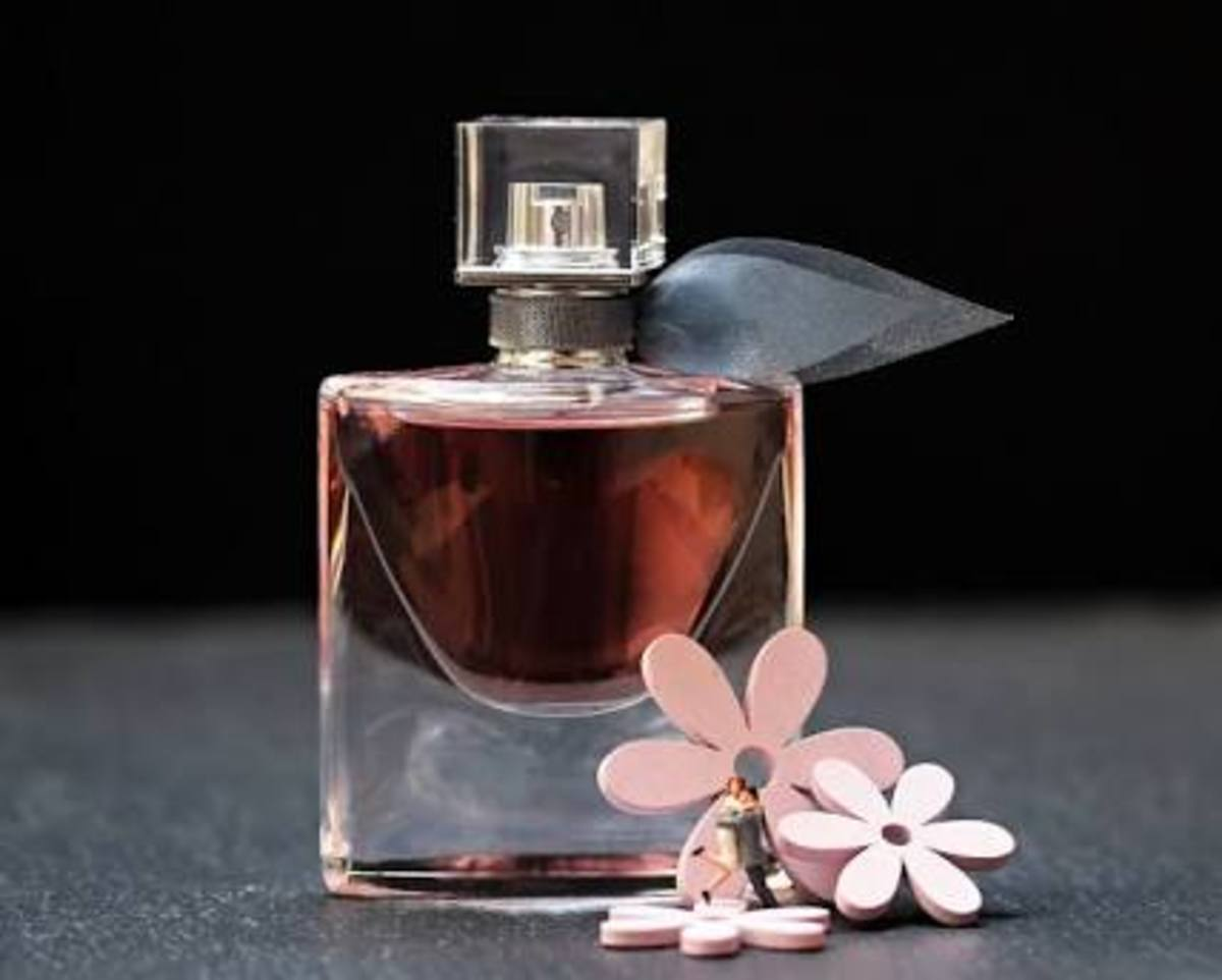 Perfume bottle for the young lady ( daughter)