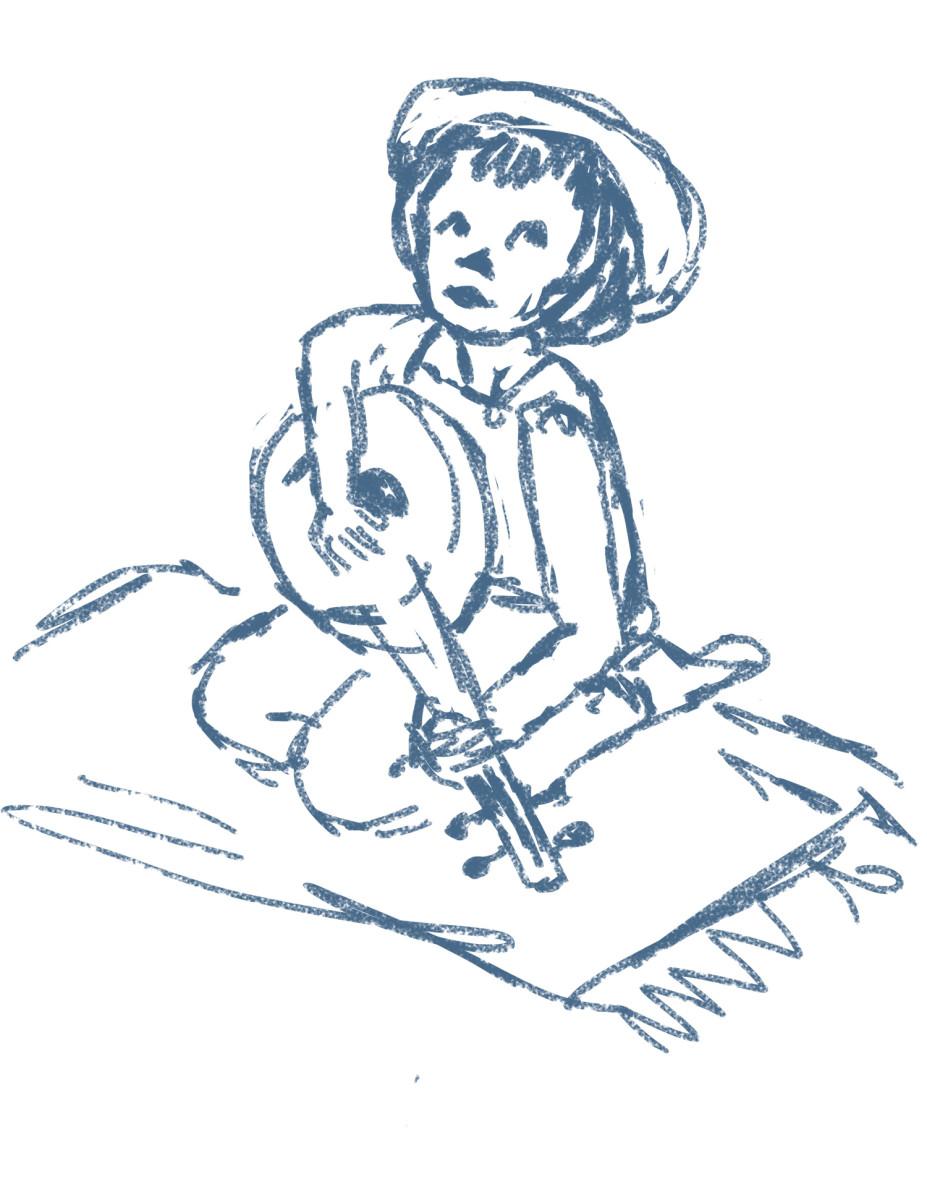 Thumbnail sketch #4