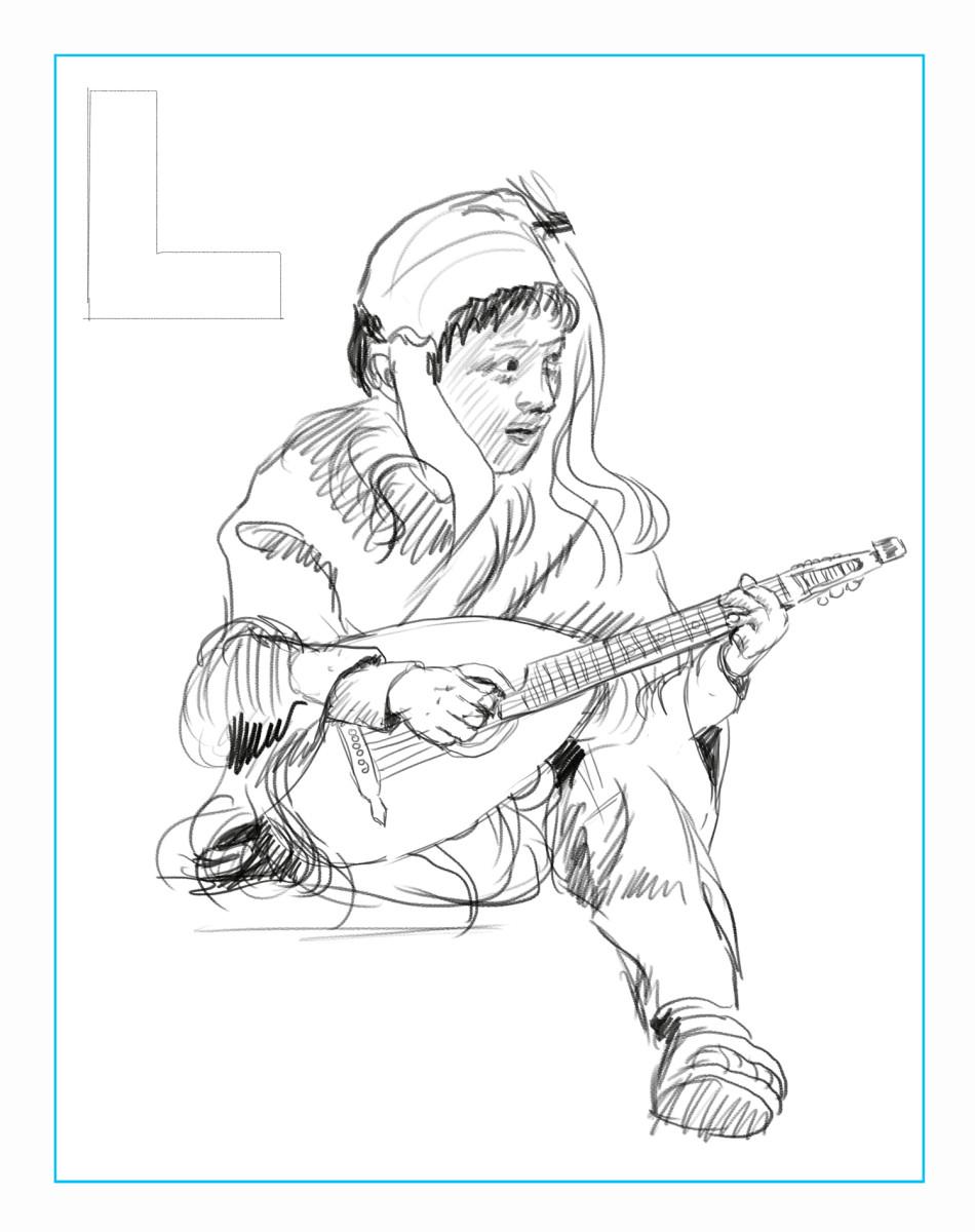 Thumbnail sketch #6