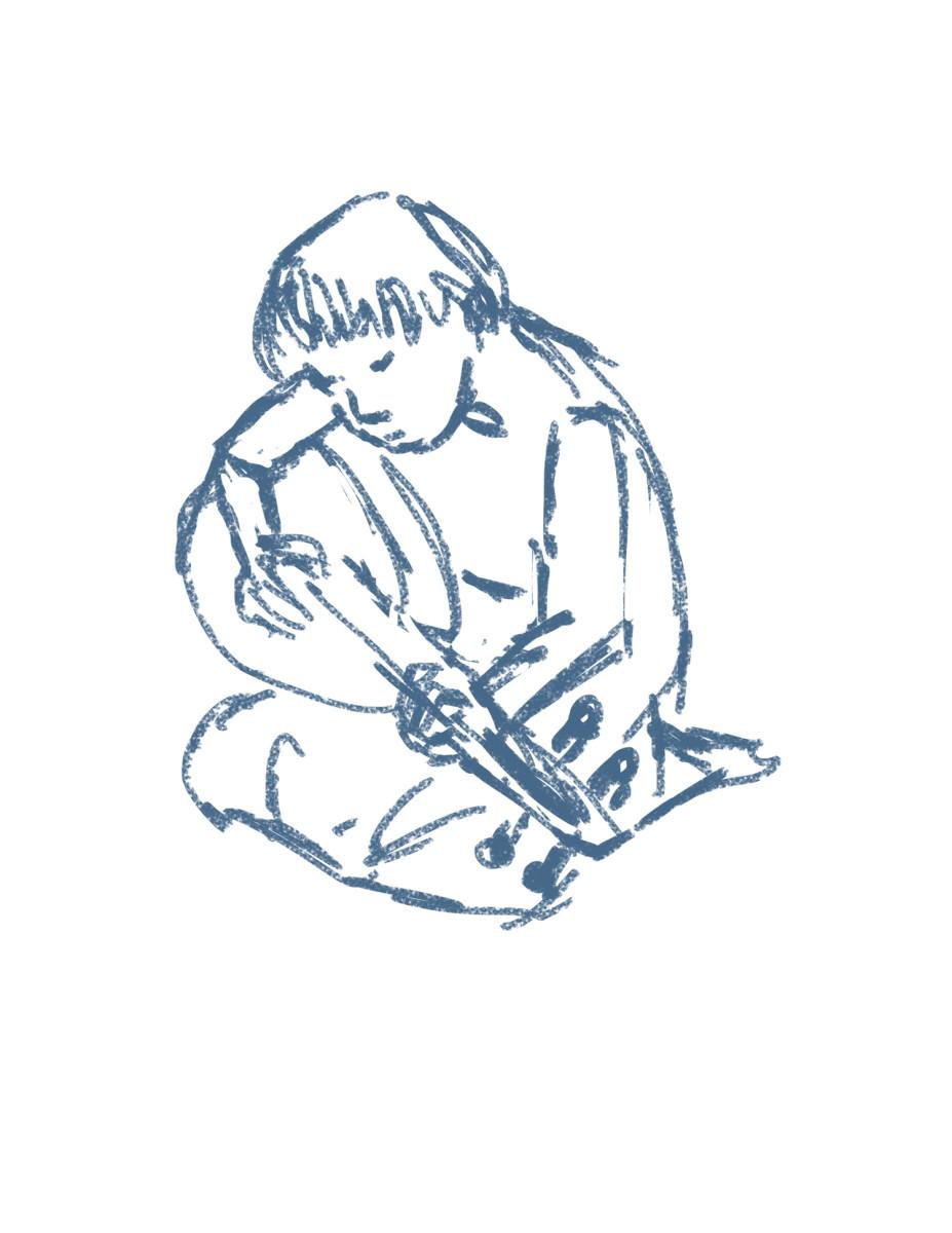 Thumbnail sketch #1