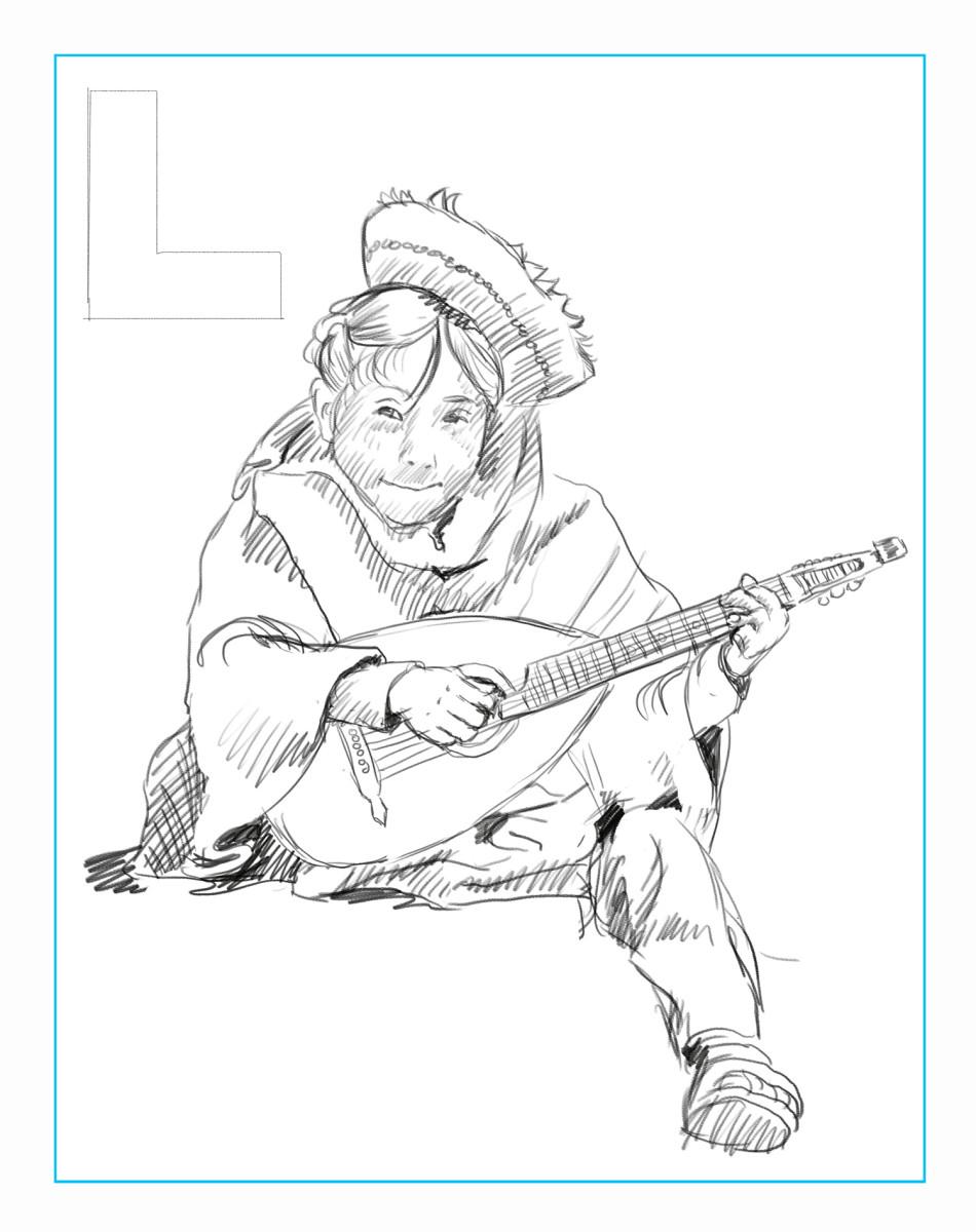 Thumbnail sketch #5
