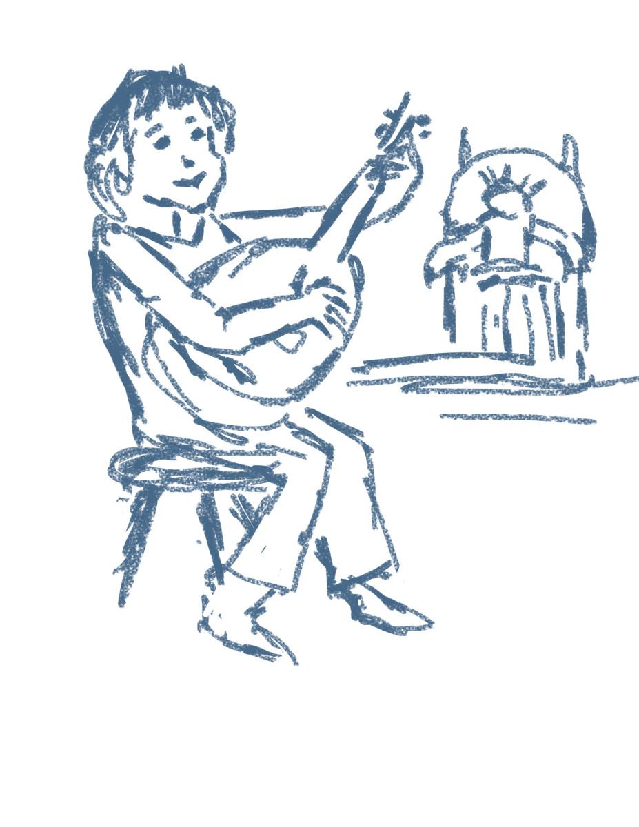 Thumbnail sketch #3