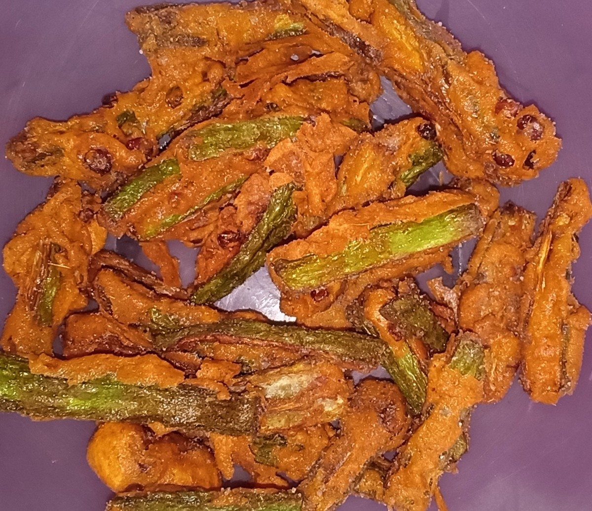Know-How to Make the Most Authentic Quick Easy Bhindi With Amchur and Jeera