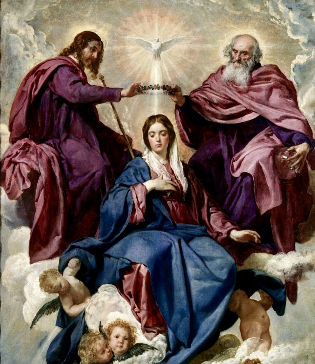 The Solemnity of the Immaculate Conception of the Blessed Virgin Mary - 12/8