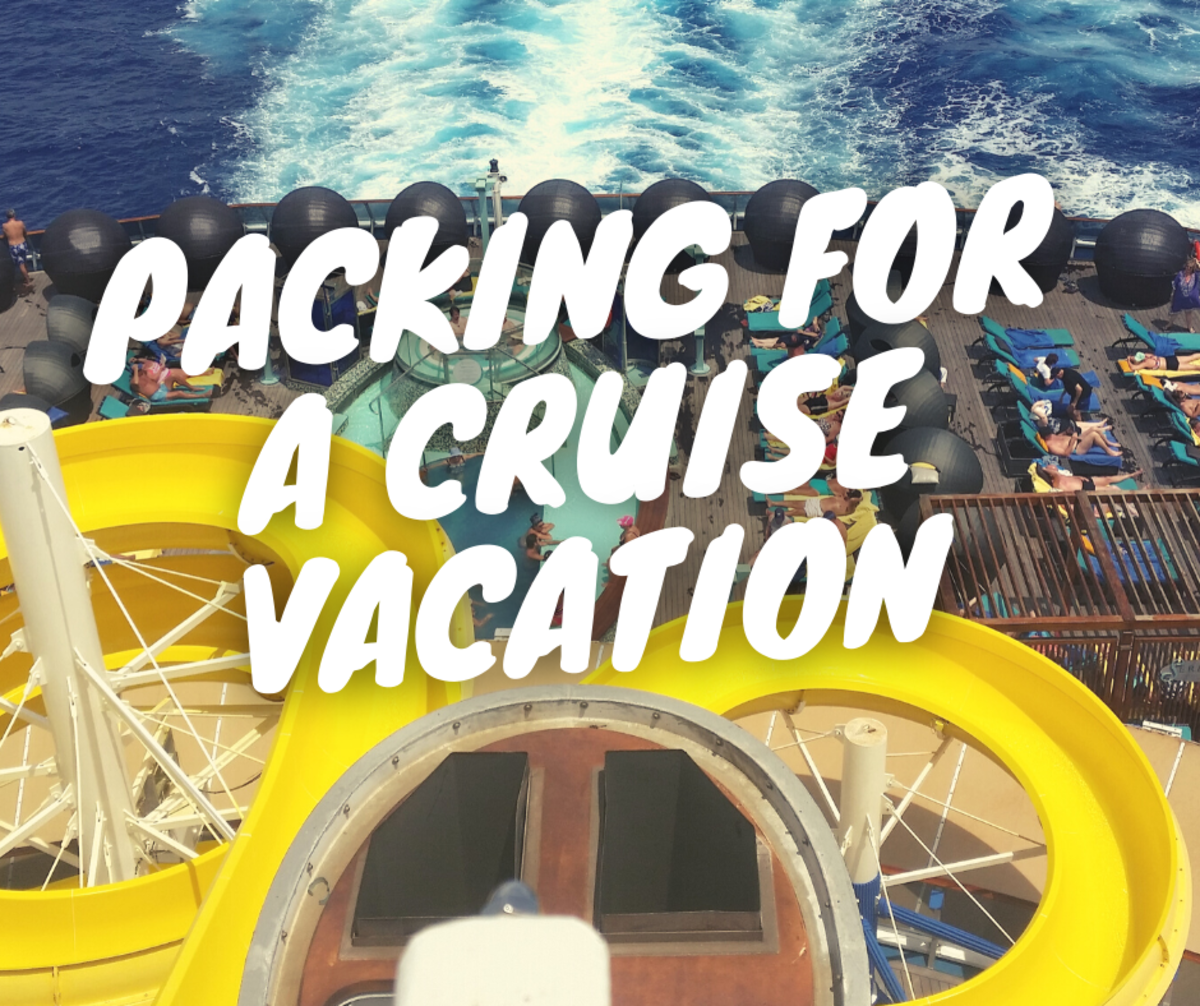 Packing for a Cruise Vacation: The Beginners Guide to Getting It Right