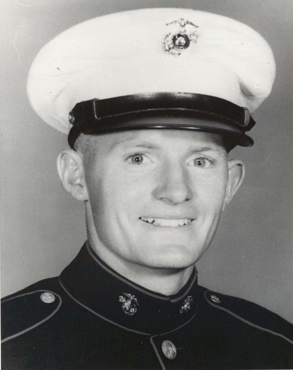 Sergeant Walter K. Singelton_U.S. Marine Corps