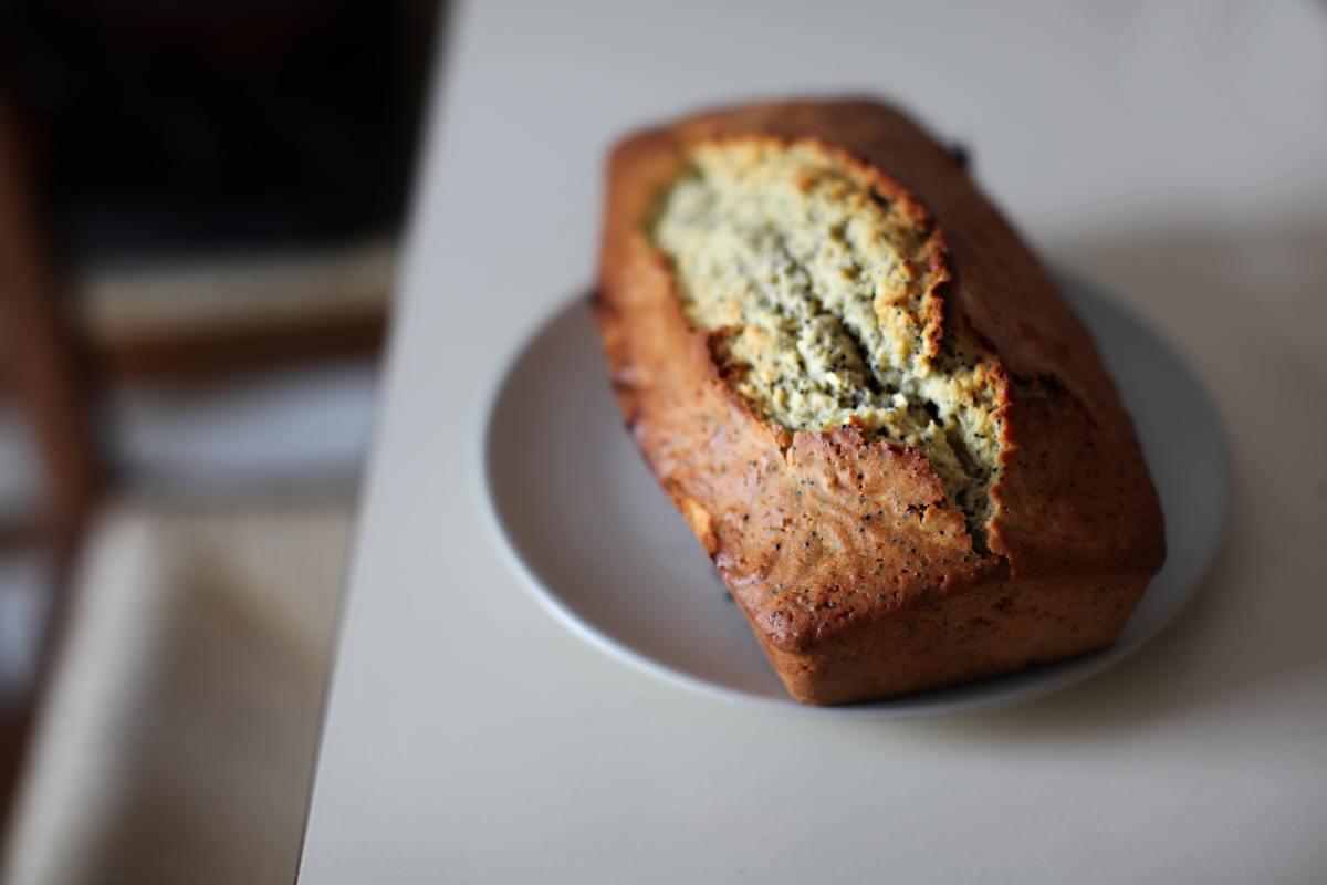 Paleo-friendly and gluten-free walnut and banana bread