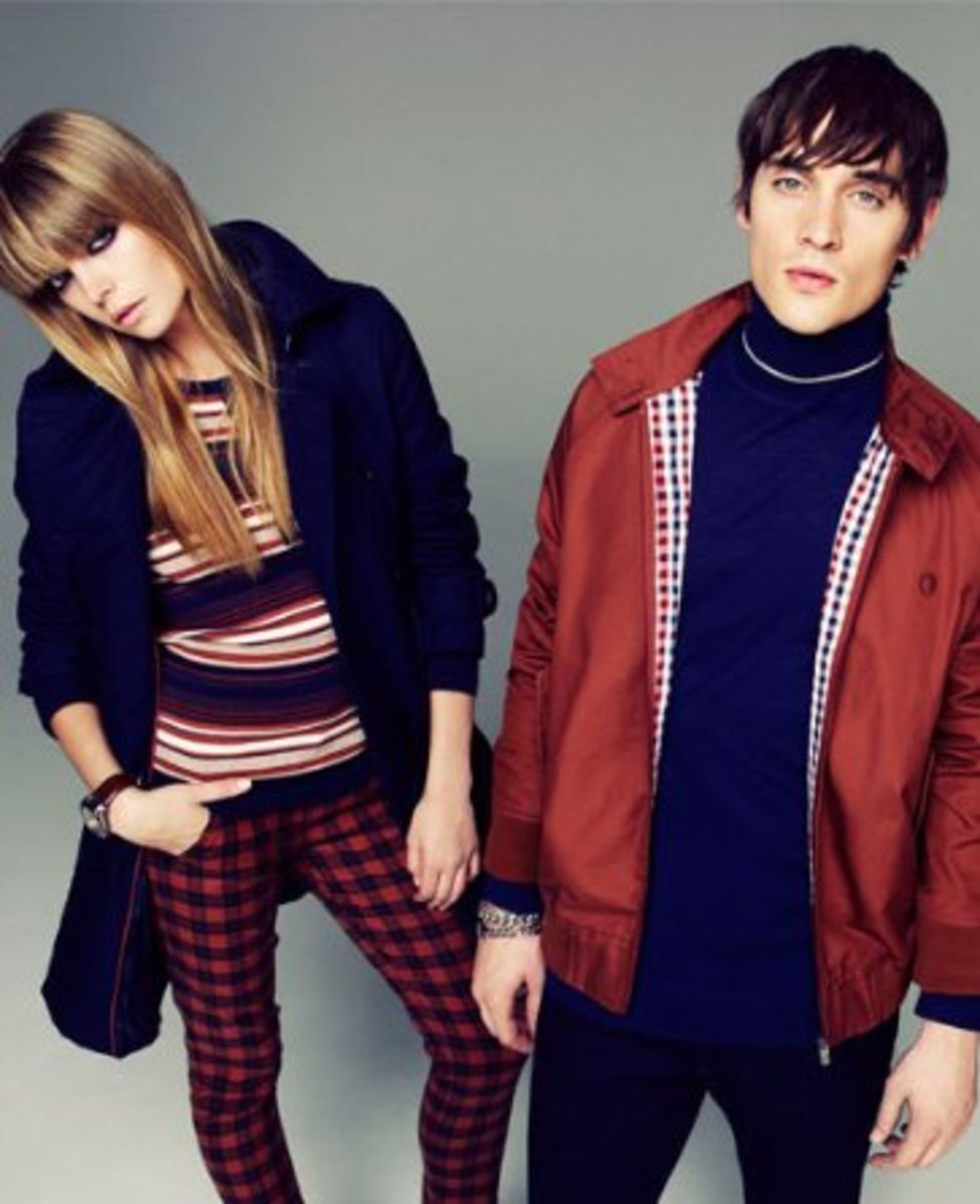 Ben Sherman mod clothes