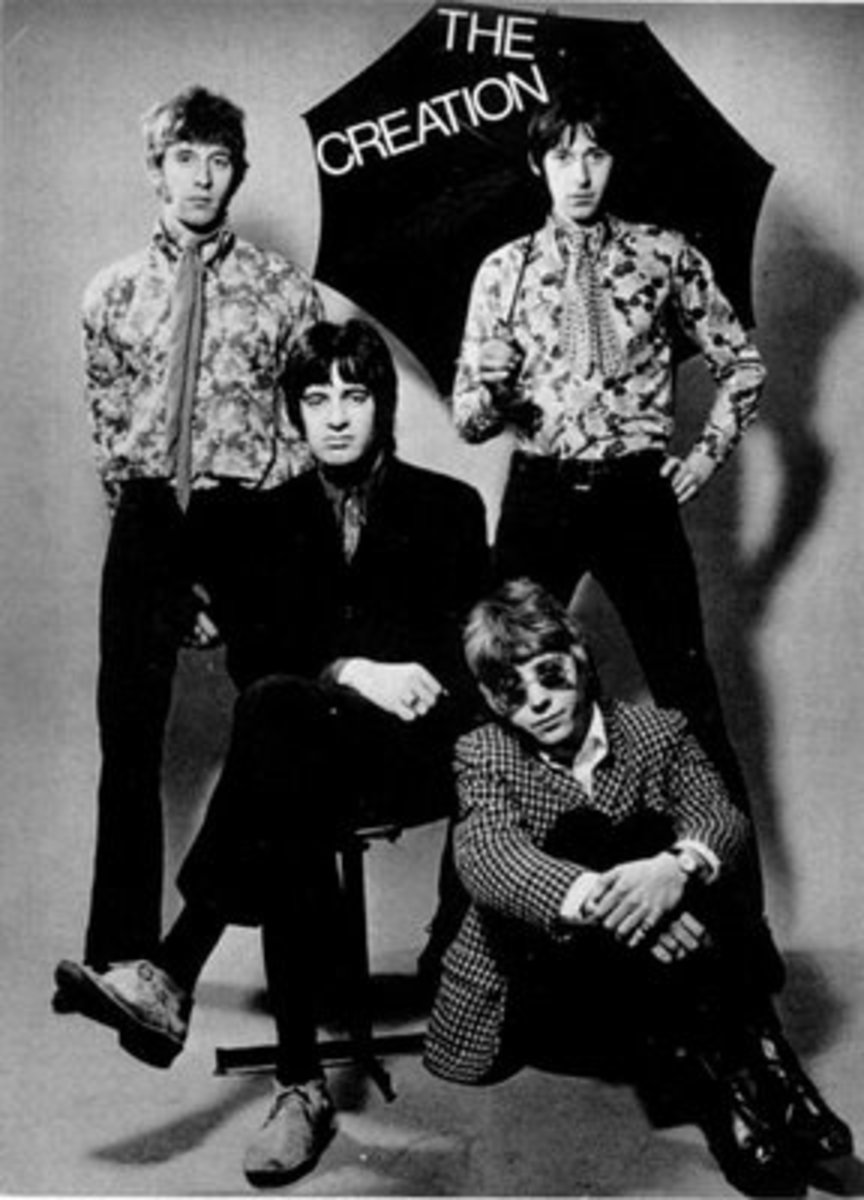 The Creation 1966