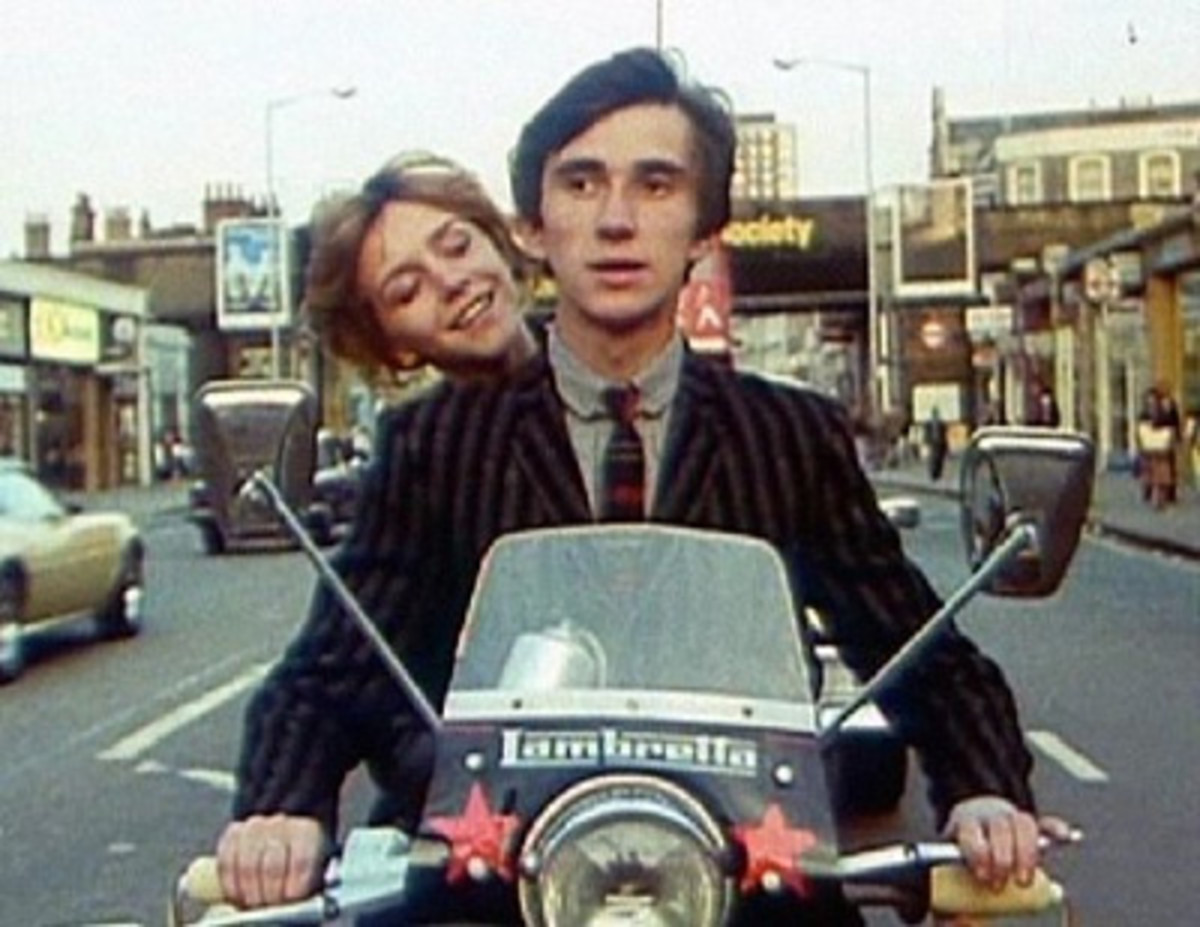 Still from the 1979 Mod Revival film Quadrophenia