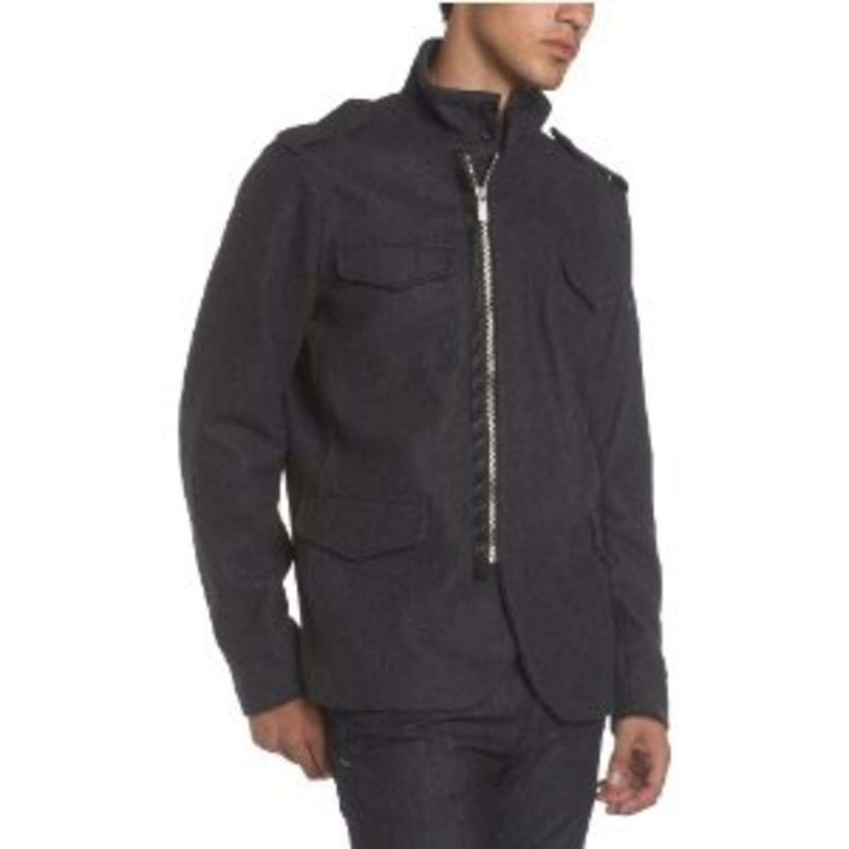 Ben Sherman Benn wool jacket