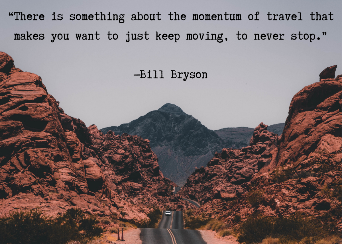 Quote by author Bill Bryson
