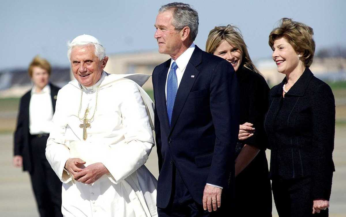 "George W. Bush promoted ""compassionate conservatism"" for the Republican party."