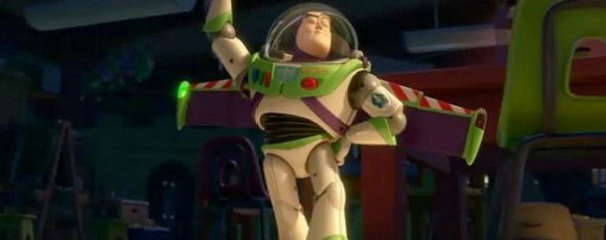 Spanish Buzz Lightyear