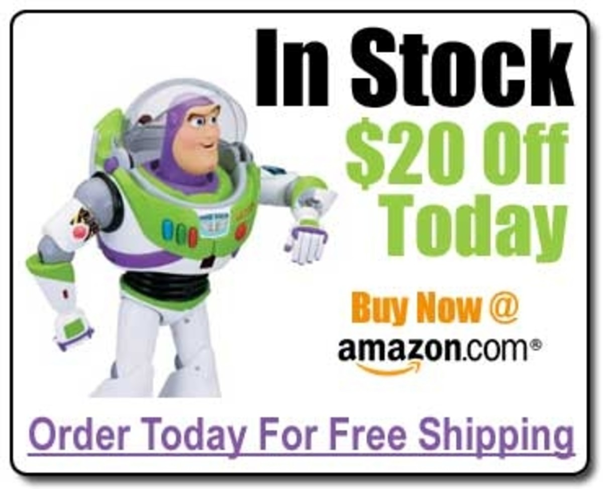 Buy Ultimate Buzz Lightyear Now