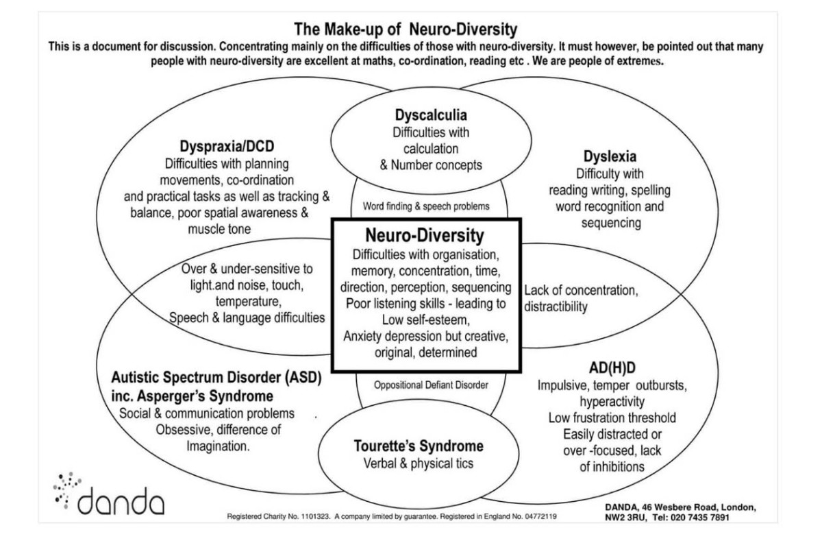 Neurodiversity can mean that emotions are extra challenging.