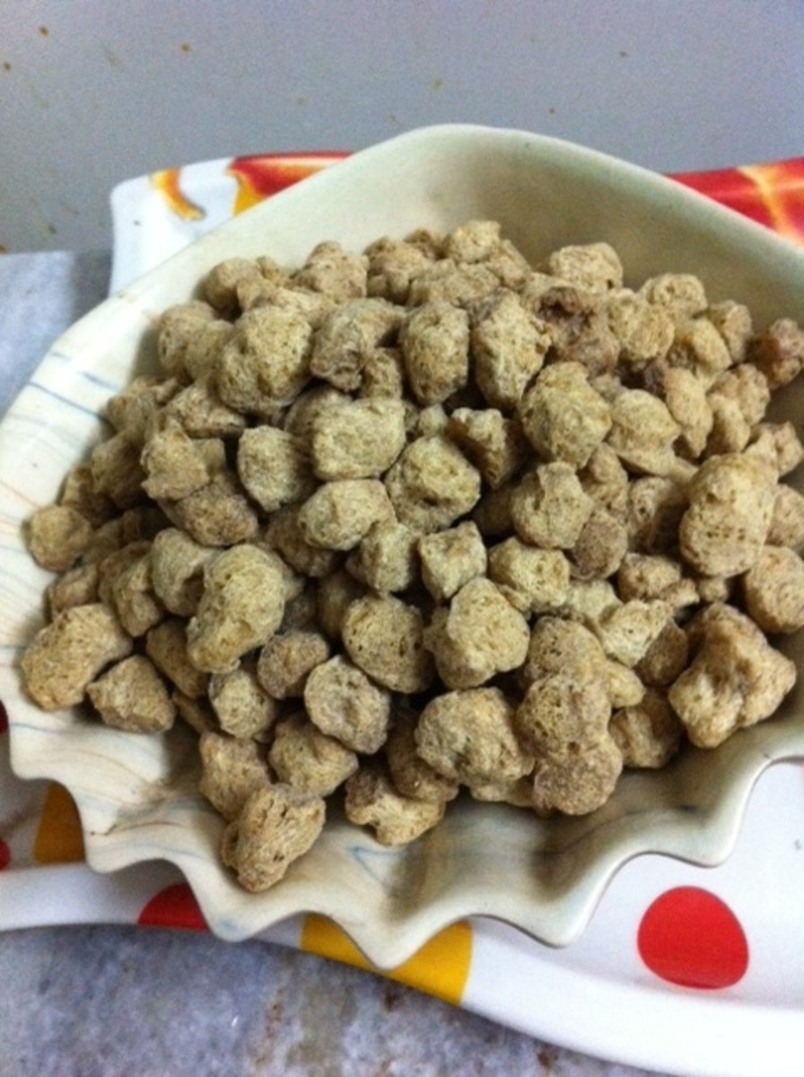 The multipurpose Soya Chunks