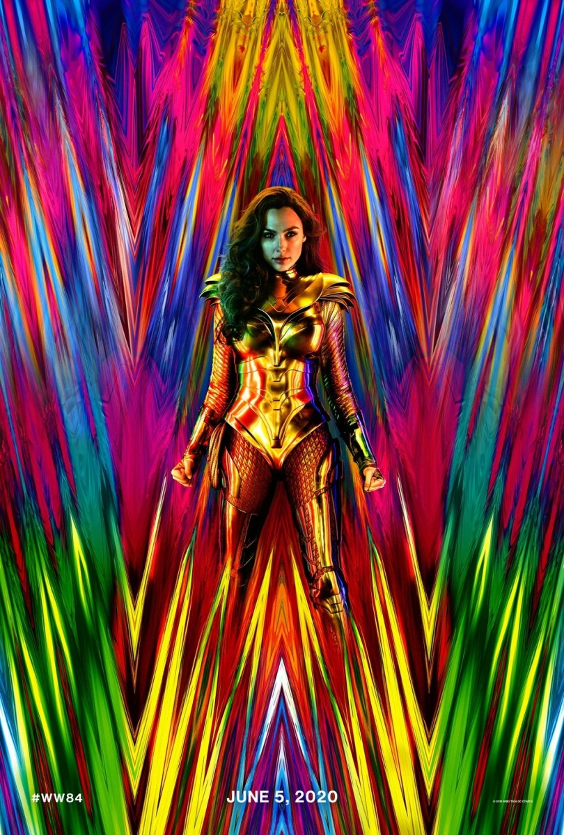 "Movie Review: ""Wonder Woman 1984"""