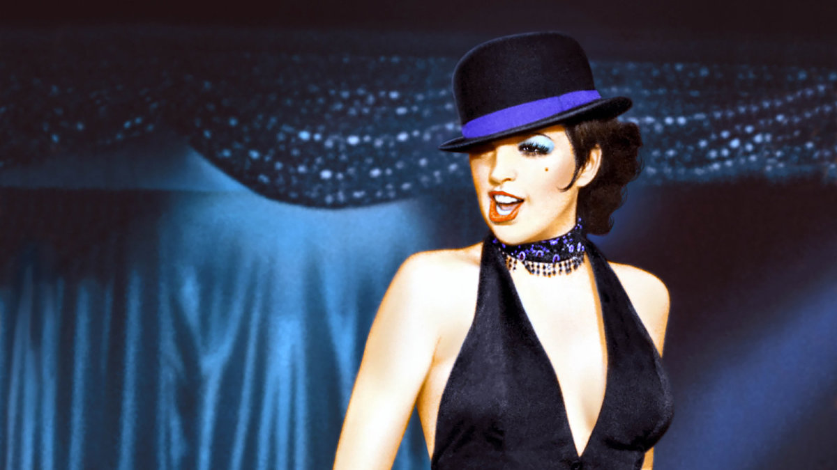 Liza Minnelli in Cabaret (1972).
