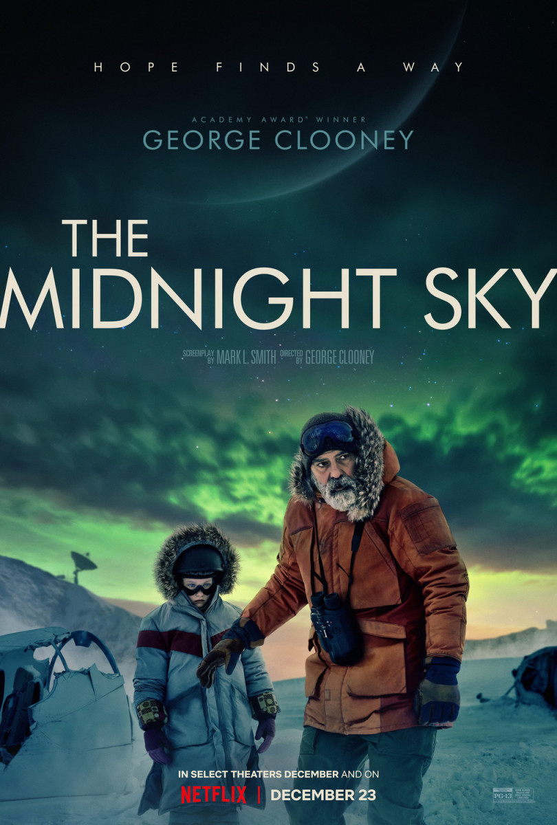 "Movie Review: ""The Midnight Sky"""
