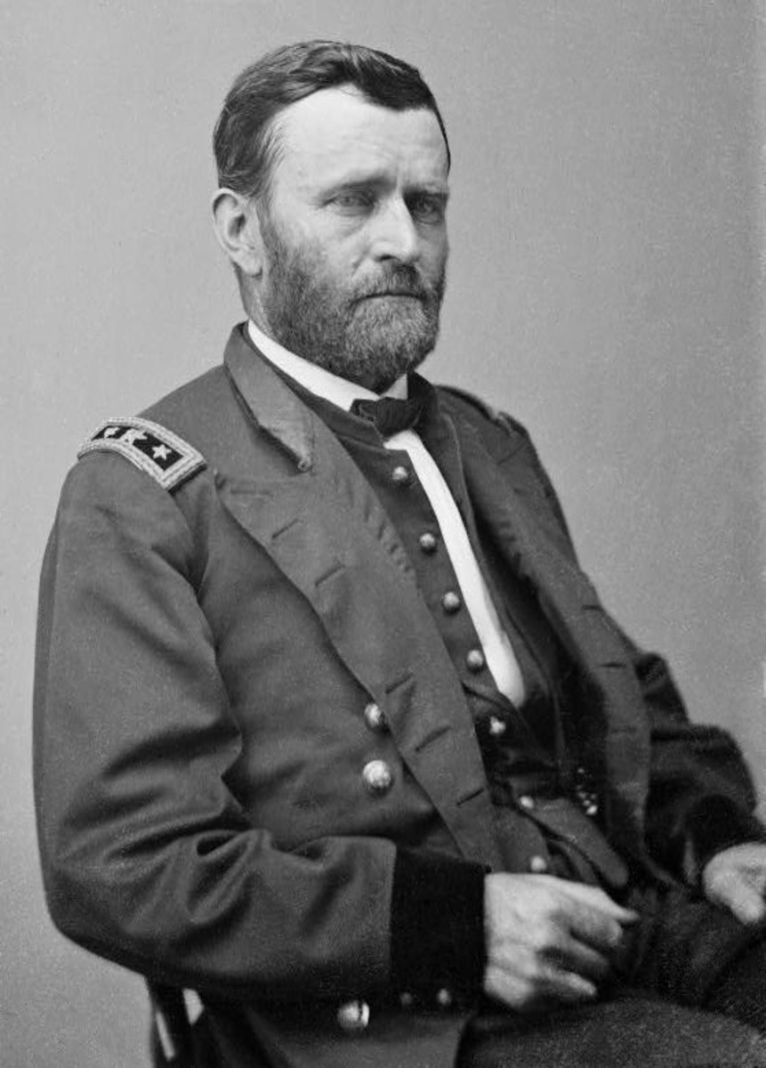 Ulysses S Grant the hero of Vicksburg July 4,186. Soon after his victory Grant would take the field command of the Army of the Potomac. General Meade would retain overall command of the Army of the Potomac until the end of the Civil War, April 9,1865