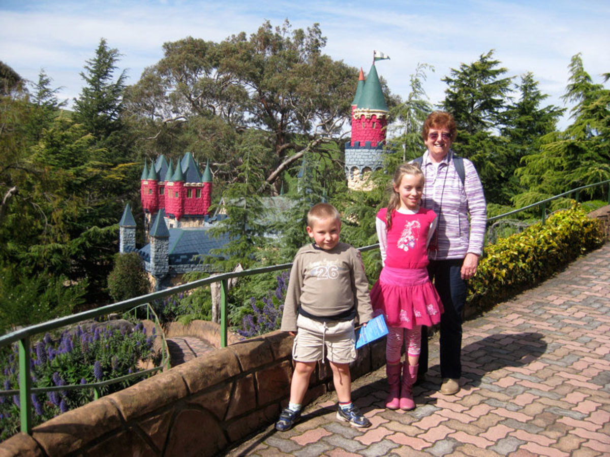 Fairy Park Anakie | The Fairytale Themepark For Children