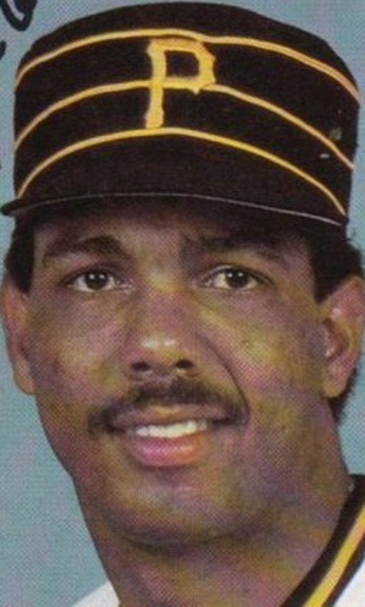 Jose DeLeon was 17–38 during his time with the Pittsburgh Pirates at the beginning of his career, but he enjoyed some success in the late '80s with the St. Louis Cardinals.