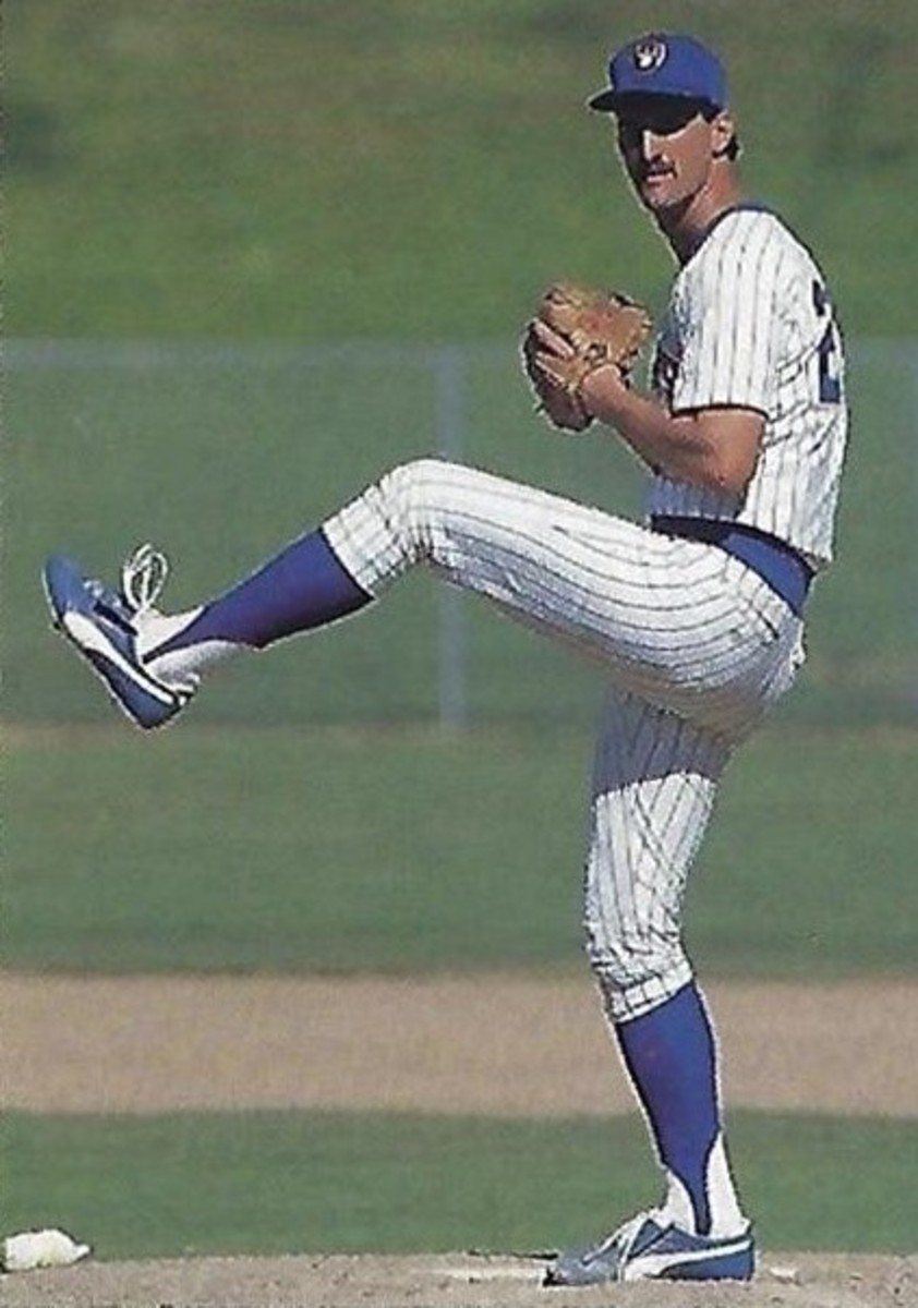 Mark Clear isn't the most recognizable player in baseball history, but his strikeout rates were among the best of the 1980s.