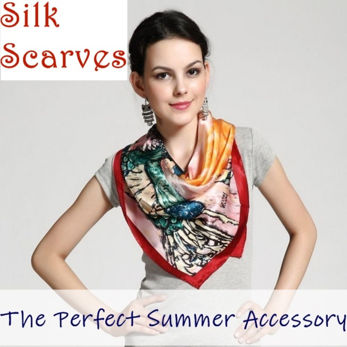 Summer scarves are a practical and perfect accessory for any summer heat. Learn how to wear them and where to buy the best!