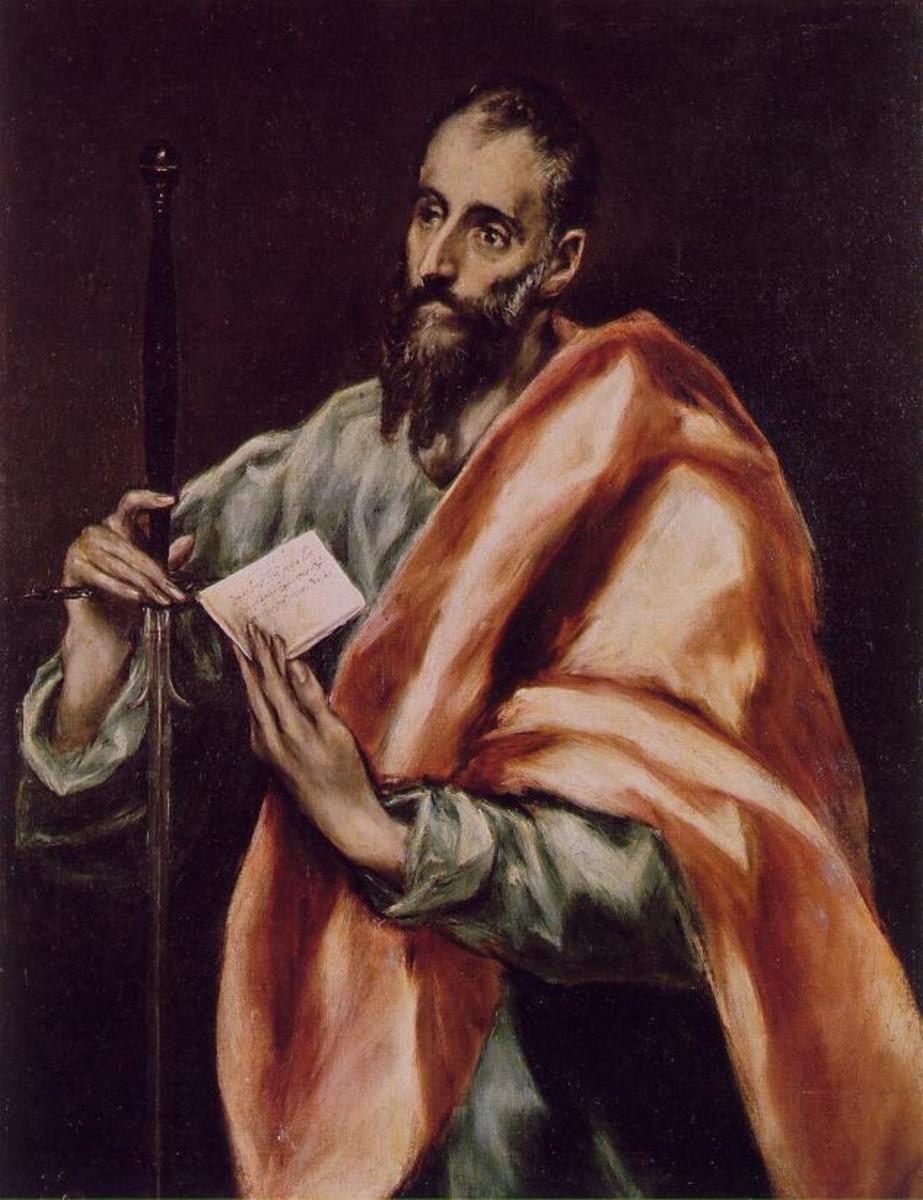 El Greco, Public domain, via Wikimedia Commons