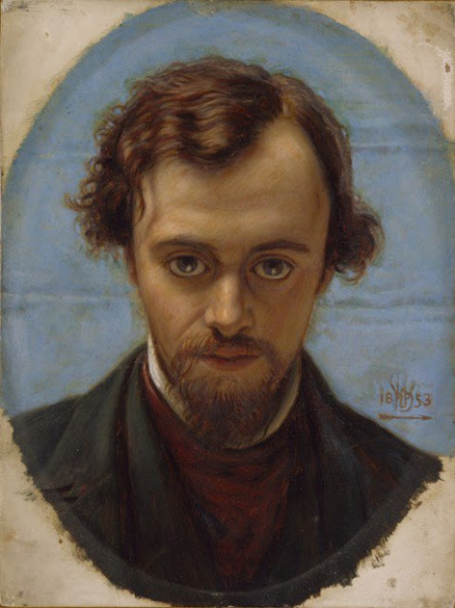 The Life, Art, and Poetry of Dante Gabriel Rossetti