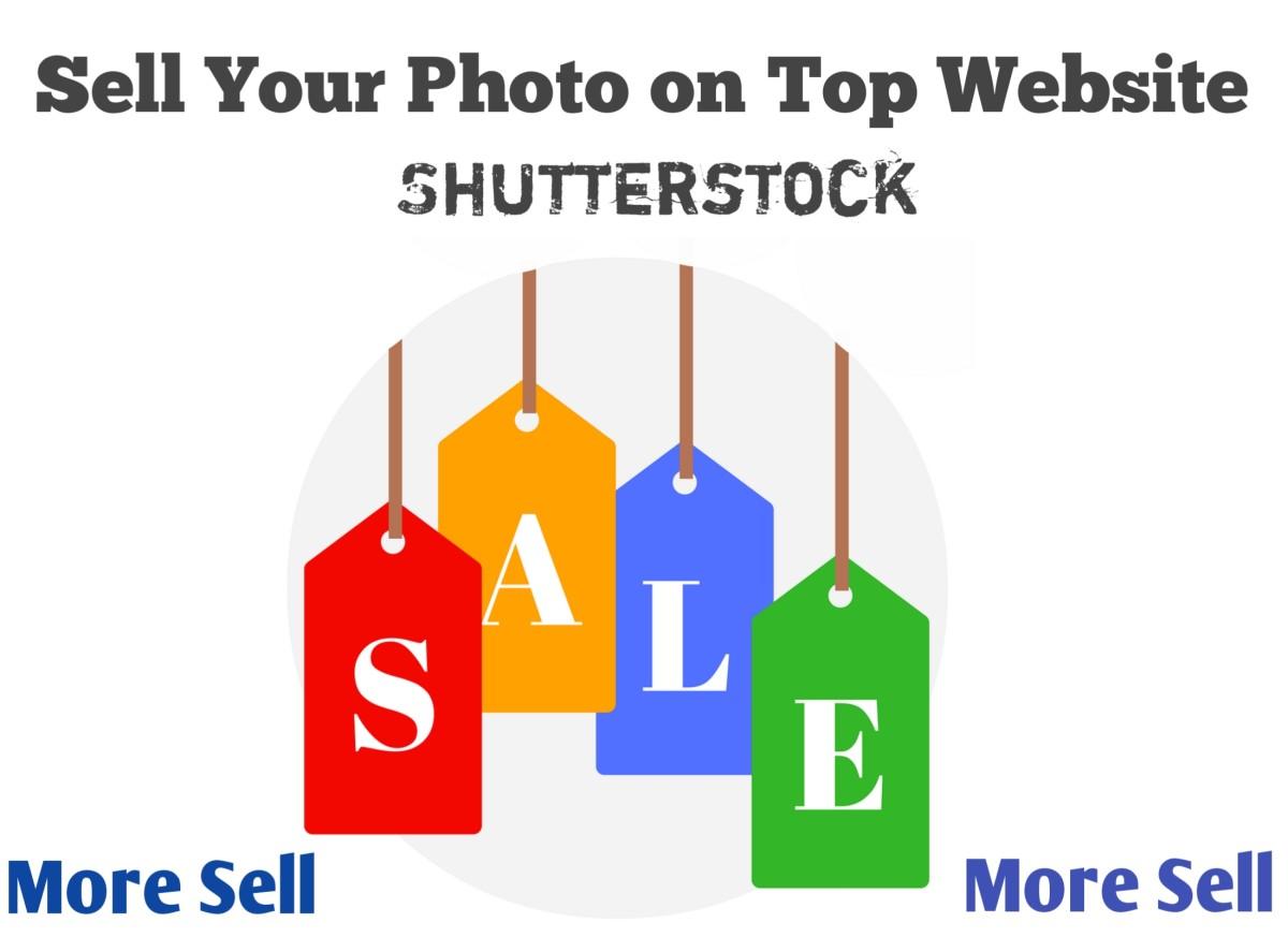 Sell Photos on Shutterstock